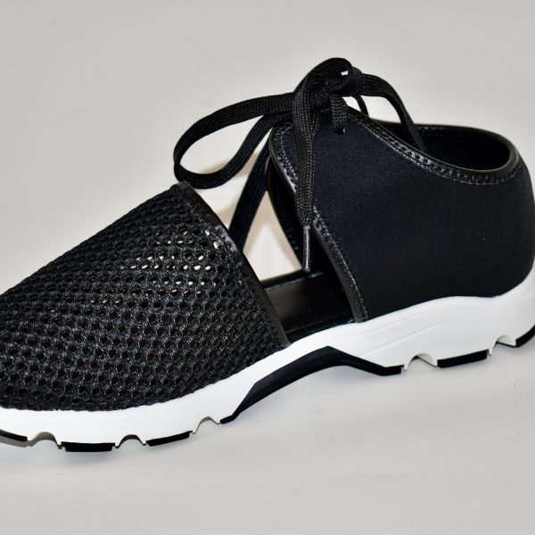 All Black Amazing Mesh Women's Sneaker Black | Ooh! Ooh! Shoes Women's Shoes and Clothing Boutique Naples, Charleston and Mashpee
