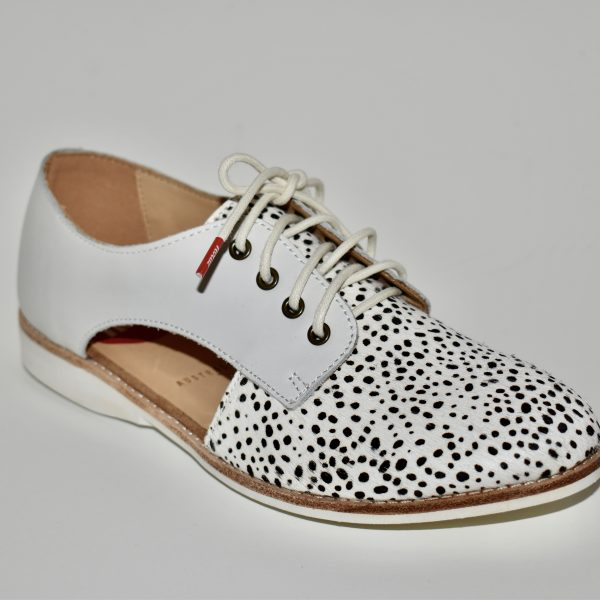 Rollie Sidecut Women's Shoe Lace up with sie cutouts | Ooh! Ooh! Shoes Women's Shoes and Clothing Boutique Naples, Charleston and Mashpee
