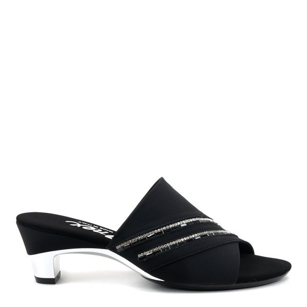 Onex Elanor soft elastic upper with low heel.  Ooh! Ooh! Shoes woman's clothing & shoe boutique naples, charleston and mahpee