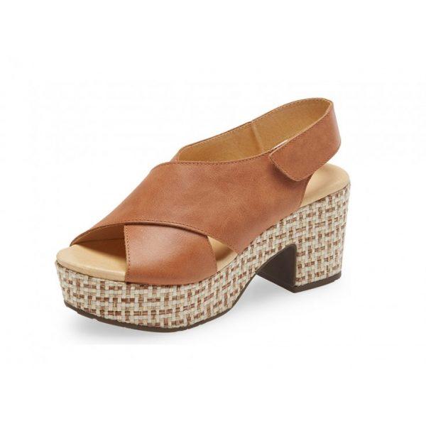 Chocolat Blu Gala Platform Heel| Ooh! Ooh! Shoes woman's clothing and shoe boutique naples, charleston and mashpee