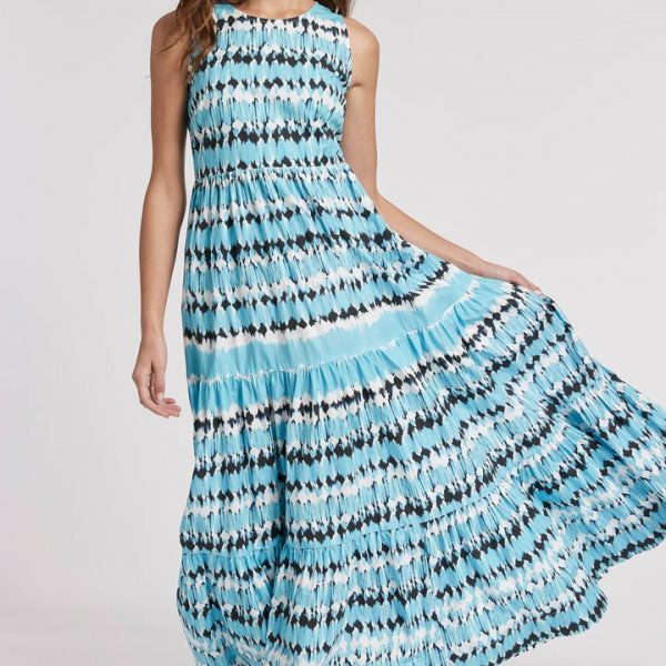 Tyler Boe Rachel Tie Dye Maxi Dress\ Ooh! Ooh! Shoes women's clothing & shoe boutique naples, charleston and mashpee