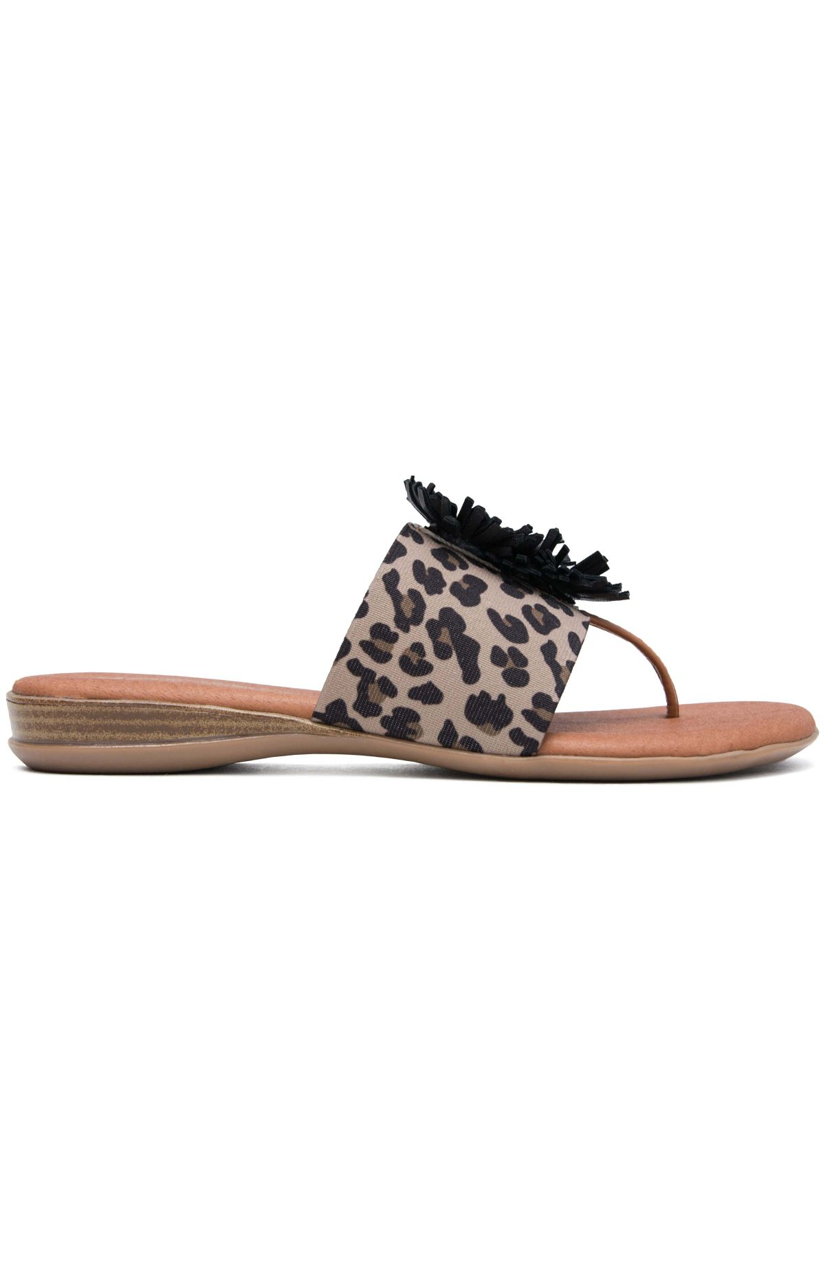 Andre Assous Novalee Woman's Sandal with Fringe Detail  Ooh! Ooh! Shoes woman's clothing and shoe boutique naples, charleston and mashpee.