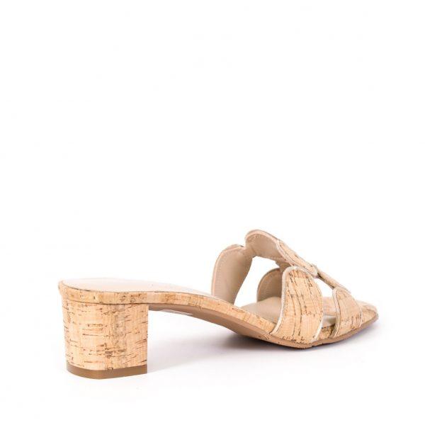 Brenda Zaro T3113 Cork Sandal| Ooh Ooh Shoes woman's clothing & shoe boutique naples, charleston and mashpee