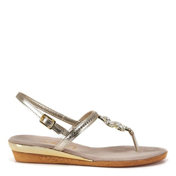 Onex Taylor thong style flat sandal | Ooh! Ooh! Shoes women's clothing & shoe boutique naples, charleston and mashpee