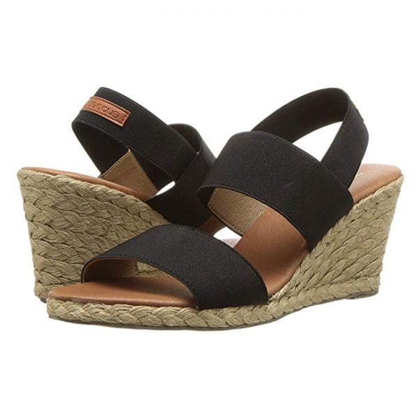 Andre Assous Allison Women's Shoe Sandal Wedge | Ooh! Ooh! Shoes Women's Shoes and Clothing Boutique Naples, Charleston and Mashpee