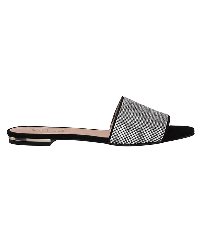 French Sole Fomo Women's Flat Sandal Shoe l | Ooh! Ooh! Shoes Women's Shoes and Clothing Boutique Naples, Charleston and Mashpee