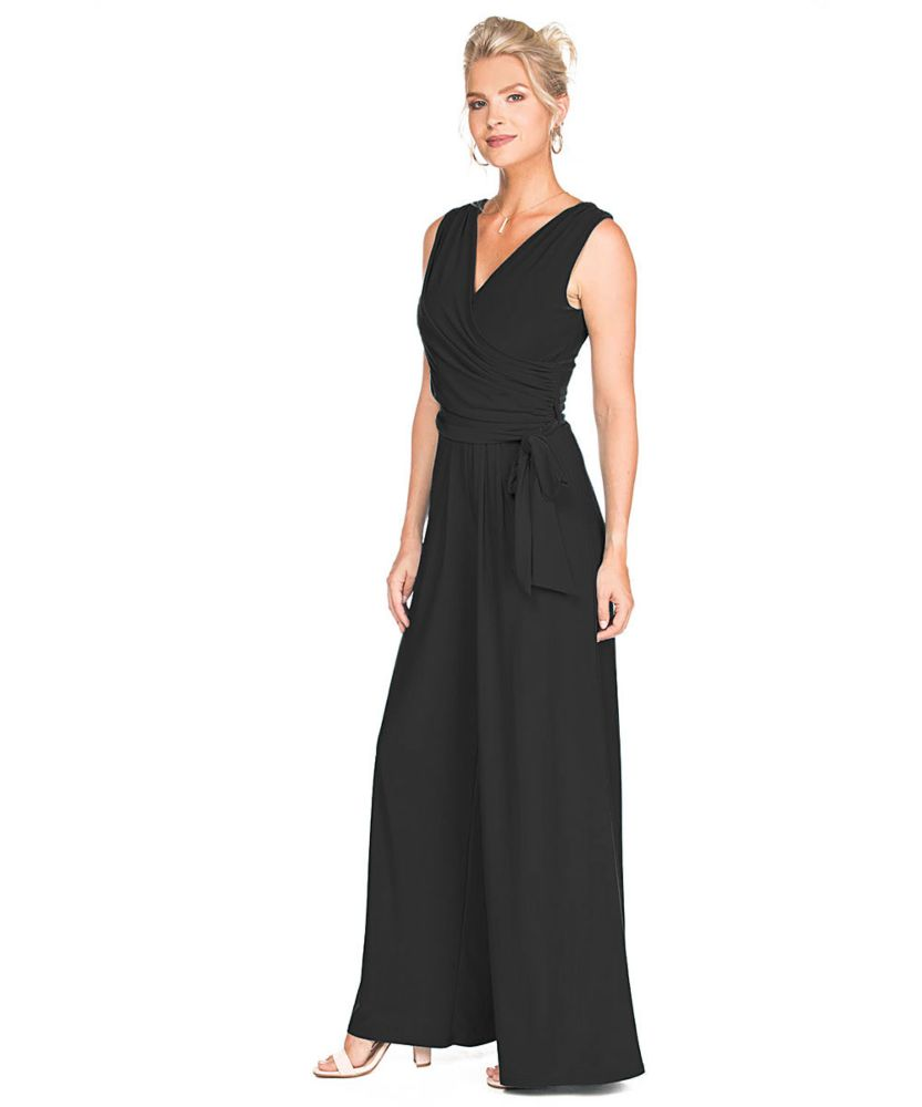 Last Tango MS522 Jumpsuit Women's Jumpsuit in Black   Ooh! Shoes Women's Shoes and Clothing Boutique Naples, Charleston and Mashpee
