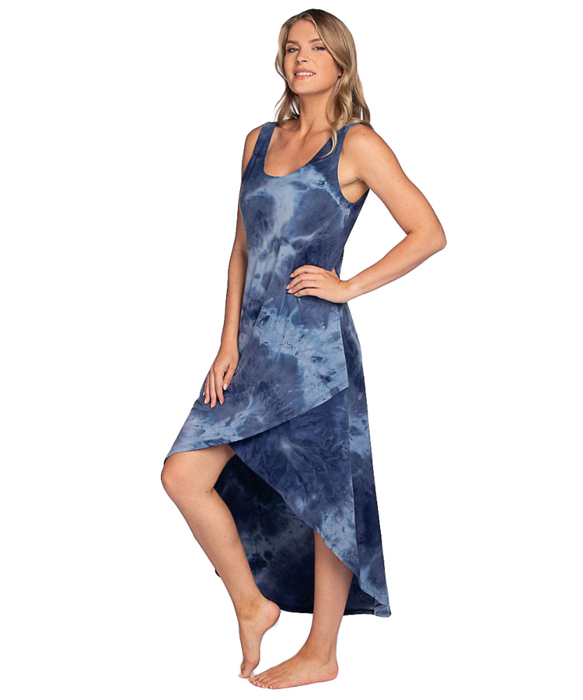 Last Tango MS1615 High-Low Tank Dress  Ooh! Ooh! Shoes woman's clothing and shoe boutique naples, charleston and mashpee