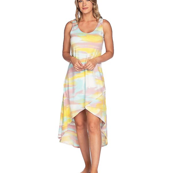 Last Tango MS1615 High-Low Tank Dress| Ooh! Ooh! Shoes woman's clothing and shoe boutique naples, charleston and mashpee